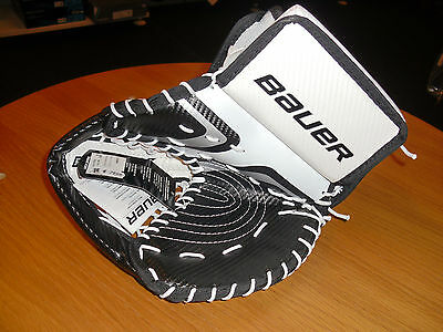 by Church Light Pro Shop BAUER GOALIE CATCH HAND FULLRIGHT PRODIGY YOUTH