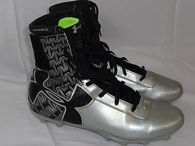 Under Armour Cam Newton C1N Jr Molded Football Cleats 1258033-003 Size 6Y
