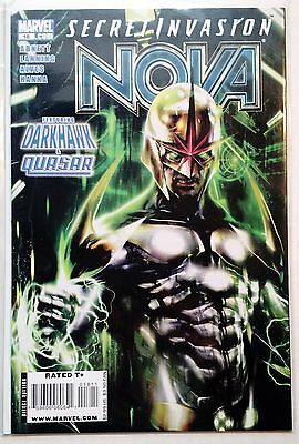 Nova #18 (2007) NM Francesco Mattina cover