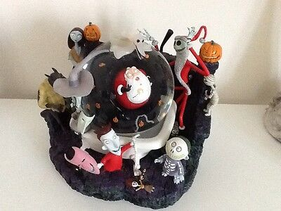 Nightmare before Christmas Large Globe