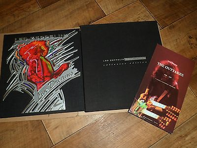 Led Zeppelin-Live Dreams Collectors Edition Rare Limited Edition Book