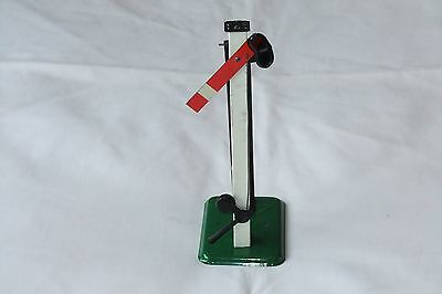 Vintage Hornby O Gauge No. 2 Single Arm Signal with Box