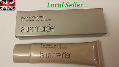 AUTHENTIC Laura Mercier - Foundation Primer - NEW, SEALED, BOXED -  50 ml