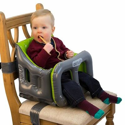 Baby Toddler Portable Travel High Chair Inflatable Booster Seat - Airtushi
