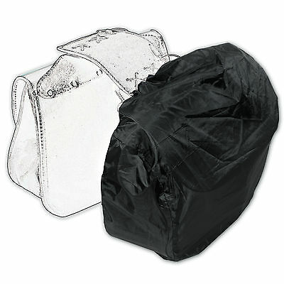 saddle Bag Covers Waterproof Panniers Motorcycle Motorbike Luggage