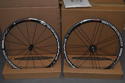 Campagnolo Scirocco Road Wheelset Campagnolo Freehub 9 10 11 speed RRP £306.99 1