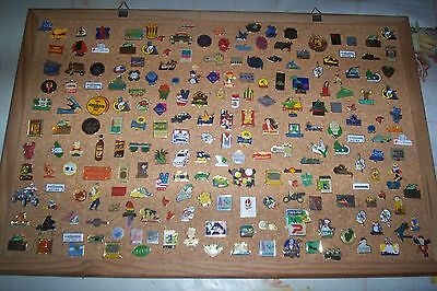 Gros Lot 220 Pin's Tous Themes Divers
