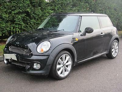 2010 Mini Cooper Salvage Category D 054385