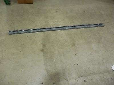 """Panduit Wire Ducting Slotted Hinged Duct PVC2""""X2""""X6' Light Grey, H2X2LG6"""