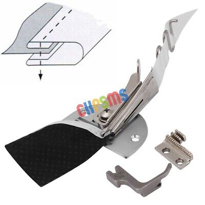 Industrial Sewing Machine Double Fold Right Angle Binder Set S60 #A10