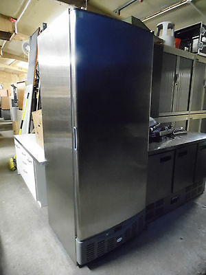 Commercial Sterling Stainless Steel Large Capacity Single Door Chiller