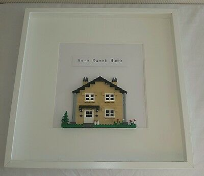 Lego Home Sweet Home art by Sum1