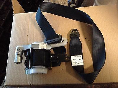 Mazda 2 Antares & Capella Drivers Side Front Seat Belt And Pretesioner 03 To 07