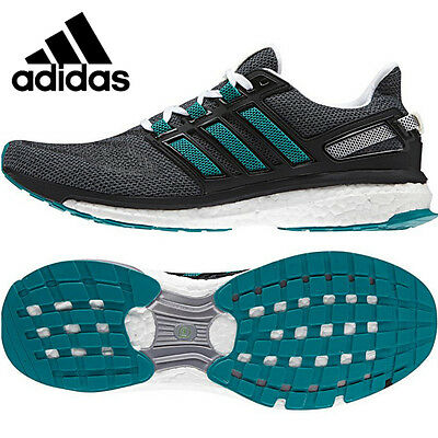 NEW-Men's-Adidas-ENERGY-BOOST 3 M-Running- Trainers -Shoes -Size -UK 7 -11
