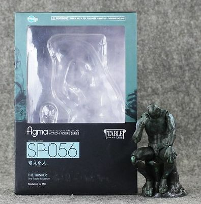 Figma SP-056 The Thinker PVC Action Figure Collectible Model Toy with box 15cm