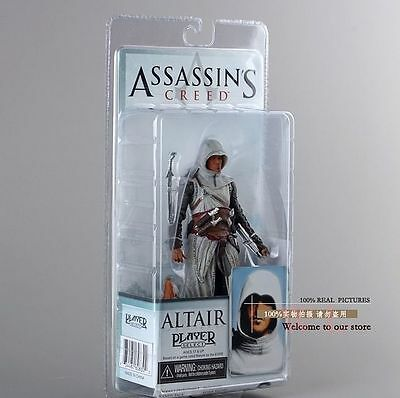Figura 19cm NECA Assassin's Creed Altair Player Boxed PVC Action Figure
