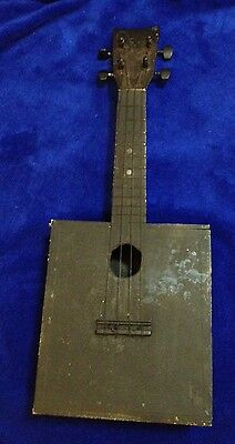 Vintage Cigar Box Ukulele