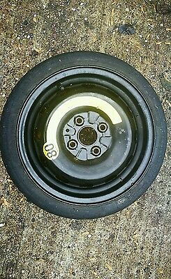 "HYUNDAI i10 2013-2017 SPACE SAVER 14"" SPARE WHEEL FREE DELIVERY"