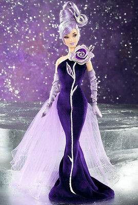 Sterling Silver Rose™ Barbie® Doll - Collector Edition