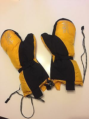 RAB Expedition Mitts/Gloves Size Small