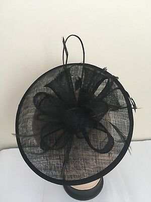 Elegant Headband And Clip Hat Fascinator Wedding /Ladies day/Race Royal Ascot