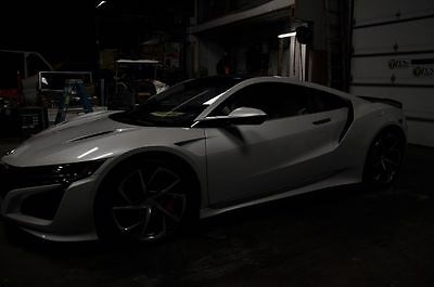 2017 Acura NSX  Coupe AWD Automatic