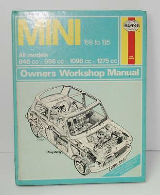 Haynes Mini 69 to 85 All Models 646