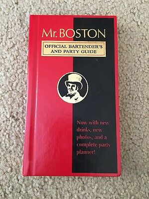 Mr. Boston Official Bartender's And Party Guide