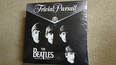 The Beatles Trivial Pursuit Collectors Edition New FACTORY SEALED PAUL McCARTNEY