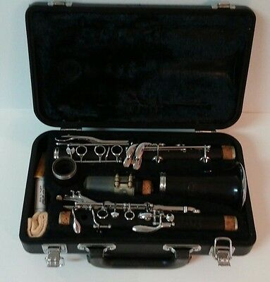 SIGNET SELMER SOLOIST WOOD CLARINET Vintage - FREE SHIPPING