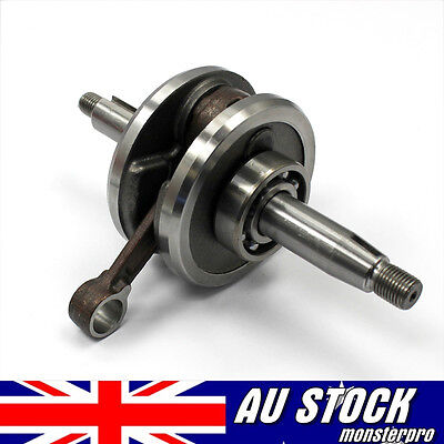 For Yamaha CRANKSHAFT ASSY PW50 Con Rod CRANK Y-ZINGER PW50 PEEWEE50 PY50 50cc