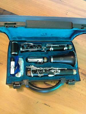 Hardly Used Buffet B12 Clarinet! With Case, Reeds, Ect...