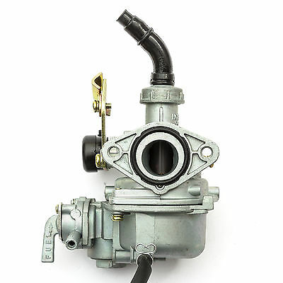 Quad Bike Motorcycle Carburettor PZ19 19mm Cable Choke 50cc 90cc 110cc Honda