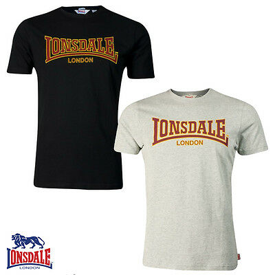 Lonsdale London Herren T-Shirt Classic SLIM FIT Men Shirt S M L XL XXL 3XL NEU