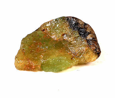 32.00 Ct. Rough Shaped Natural  Emerald Green Color Gemstone ST - 16875