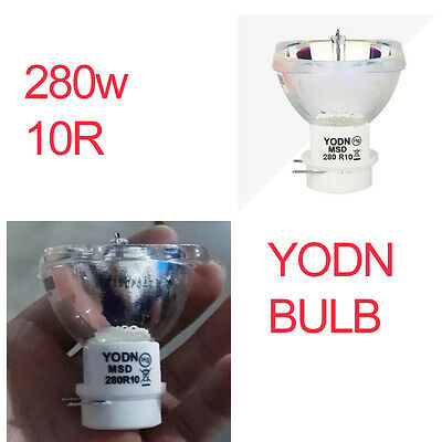 bright yodn bulb lamp 280W 10R Lamp Sharpy Beam Moving-Head Bulb Stage Lighting