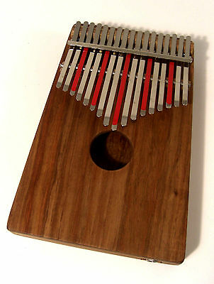 AMI Treble Kalimba, 17 note with built in pickup