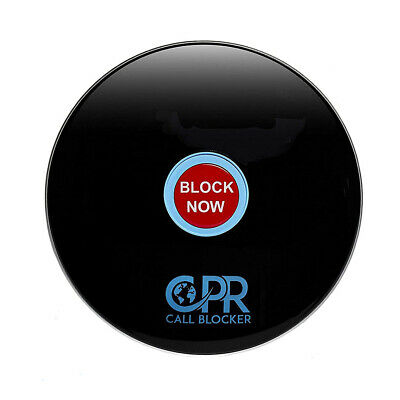 CPR Call Blocker Shield - 2000 Nuisance & Scammer Numbers Built In