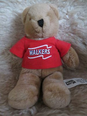 Walkers 50th Anniversary Bear With Tags