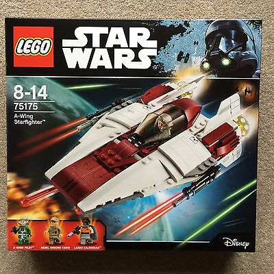 Lego® Star Wars™: 75175 A-Wing Starfighter™, OHNE FIGUREN // Rogue One™