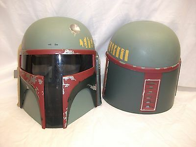 Collectible Star Wars Boba Fett Full Helmet Mask ~ Sounds ~ Cosplay