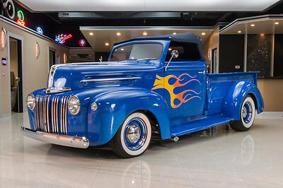 1947 Ford Other Pickups  Rotisserie Restored, All Steel! Corvette 327ci V8 Engine, Automatic, Convertible