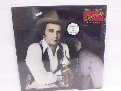 "Haggard, Merle- ""Serving 190 proof"",Country  LP,OVP"