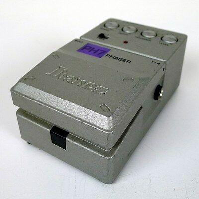 Ibanez PH7 - WORLDWIDE SHIPPING - Phaser Pedal