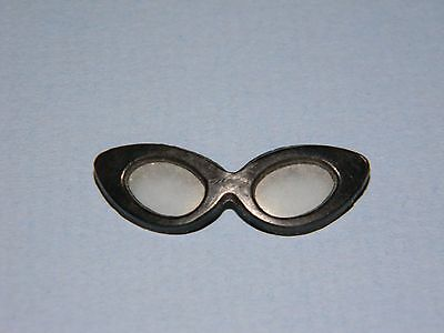 Vintage 1960s Barbie Black Cat Eye Glasses to 6 Outfits Listed TLC
