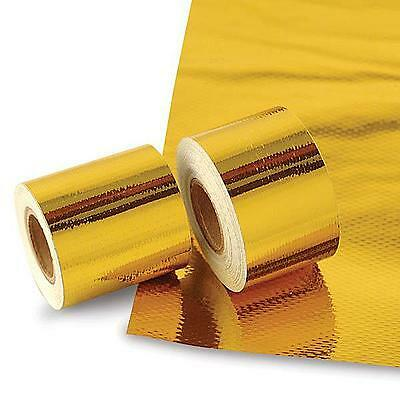 "DEI Reflect-A-Gold 2.0"" x 30' Heat Reflective Barrier Tape Performance shield tu"