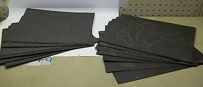 Lite Brite UNUSED Unpunched BLANK Refill Sheets LOT OF 22 Blanks & 13 Pictures