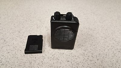 Motorola Minitor V Single Channel VHF A03KMS9238BC FIRE EMS Pager 151-158.9975
