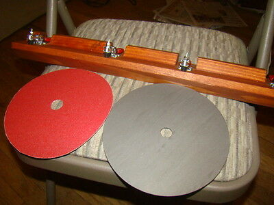"planer blade sharpener   20"" watch video below and judge for yourself. Hand Made"