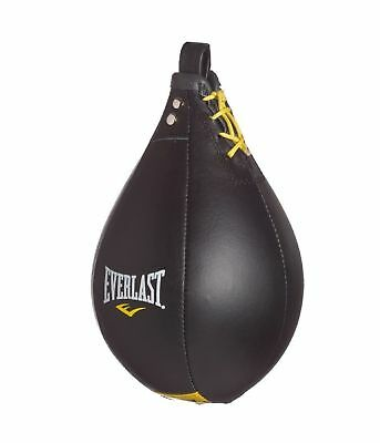"Everlast 9'6"" Leather Speedball Boxing Speed ball"